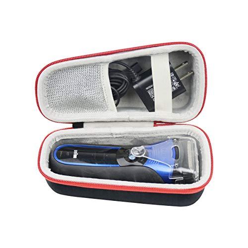 Hart Reise Tasche Case für Braun Series 5 7 9 5090cc 5070cc 5040s 5030s 740s-7 720s-6 799cc-7 7898cc 9090cc 9296cc 9290cc Elektrischer Rasierer von SANVSEN