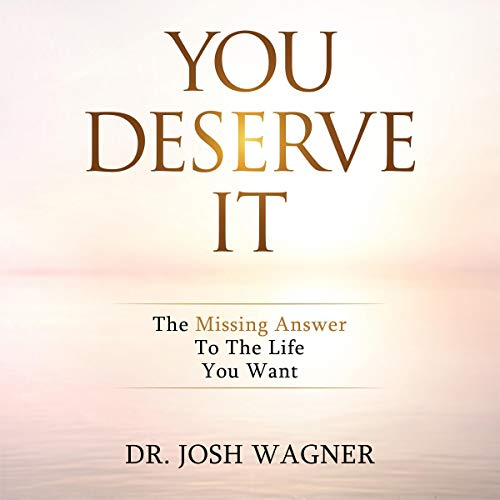 You Deserve It audiobook cover art