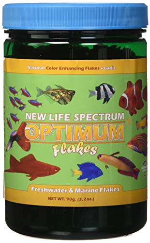 New Life Spectrum Naturox Optimum All Purpose Flakes 90g Fish Food