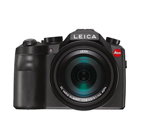 Leica V-LUX (Typ 114) Digitalkameras (20,9Mpix, 16x optischer Zoom schwarz