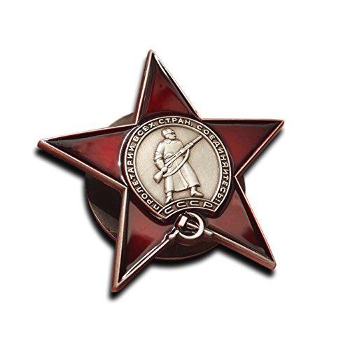 KGB ruso insignia Sovi/ética Comunista hoz y martillo emblema URSS CCCP NKVD conmemorativa de la reproducci/ón
