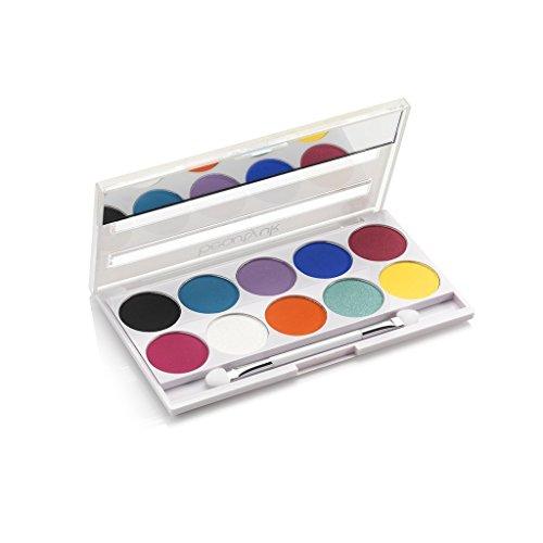 Beauty UK Professional Large Posh Eyeshadow Palette FESTIVAL