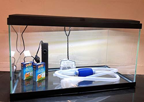 Ciano 2ft COLDWATER Aqua 60 LED Glass Aquarium, 58L