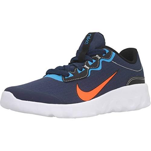 Nike Explore Strada - Zapatillas Niña Azul Talla 38