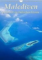 Malediven - Inselwelt im Indischen Ozean (Wandkalender 2022 DIN A4 hoch): 12 bezaubernde Fotografien der Malediven (Monatskalender, 14 Seiten )
