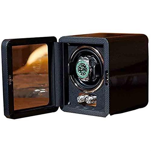 ZKLL Moda Automatic Watch Winder Soporte De Winder para Reloj Mecánico Motor Shaker Blinding Box Relojes De Alta Clase Box Regalo De Lujo