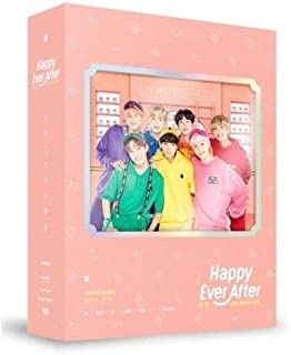 BTS - [Happy Ever After] 4th Muster DVD+PhotoBook+Post+PhotoCard+Tracking K-POP Sealed