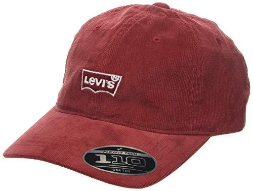 Levi's Cord Batwing Cap Flexfit Gorra para Hombre
