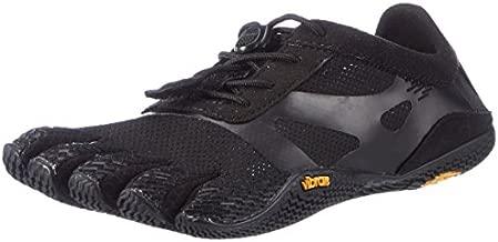 Vibram Women's KSO Evo Cross Training Shoe, Black,40 EU/9 M US