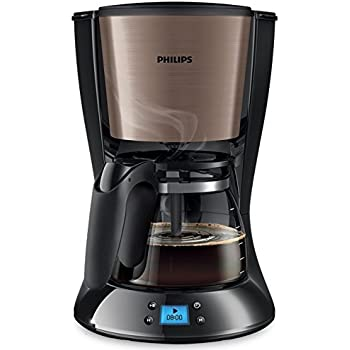 Philips Daily Collection HD7459/71 - Cafetera (Independiente ...