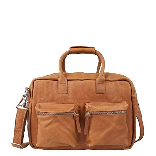 Cowboysbag The College Bag Tobacco Laptoptas 1380-000320