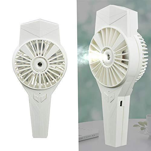 Handheld Ventilator Met Water Mist Spray Mist Fan Handheld Persoonlijke Fan Handheld Misting Fan Handheld Draagbare Handheld Fan Dames Fans Handheld
