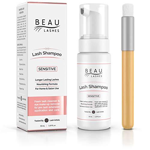 Foam Cleanser Shampoo & Brush