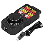 Controlador de volante USB Control industrial electrónico Volante de control electrónico para fresadora de grabado de torno CNC