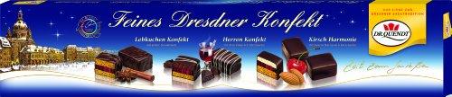 Dr. Quendt Feines Dresdner Konfekt 440g - 3 fach sortiert, 1er Pack (1 x 440 g)