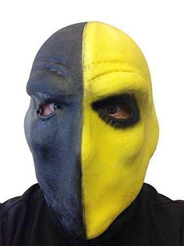 Rubber Johnnies TM Deathstroke Latex Maske Slade Wilson Arrow TV Serie Comic