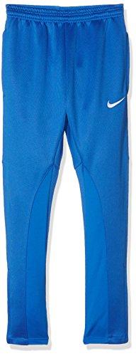 NIKE YTH Team Club Trainer Pant - Pantalón para niño, Color Azul/Blanco, Talla XL