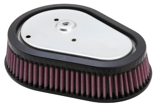 HD-0808 K&N vervangende luchtfilter past H/D DYNA MODEL SCREAMIN' EAGLE ELEMENT; 08-12 (Powersports Air Filters)