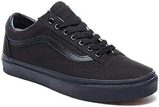 (バンズ) VANS OLD SKOOL スニーカー オールドスクール オールブラック 黒 靴 VN000D3HBKA SHOES Black CANVAS(並行輸入品)