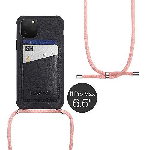 KAVAJ Funda Compatible con Apple iPhone 11 Pro MAX 6.5