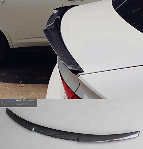 MAX CARBON Karbon Gfk Heckspoiler Spoiler passend für A5 F5 Sportback 5 Türen V1 Sport