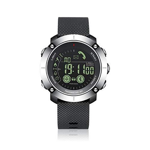 XNNDD Männer und Frauen Sport Smart Watch Herzfrequenz Blutdruck Gesundheit Smart Fitness Tracker Armband Smart Watch