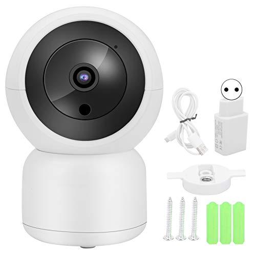 Cámara, cámara de seguridad con visión nocturna, 1080P para oficina, sistema de seguridad para el hogar, alarma móvil en tiempo real(Transl)