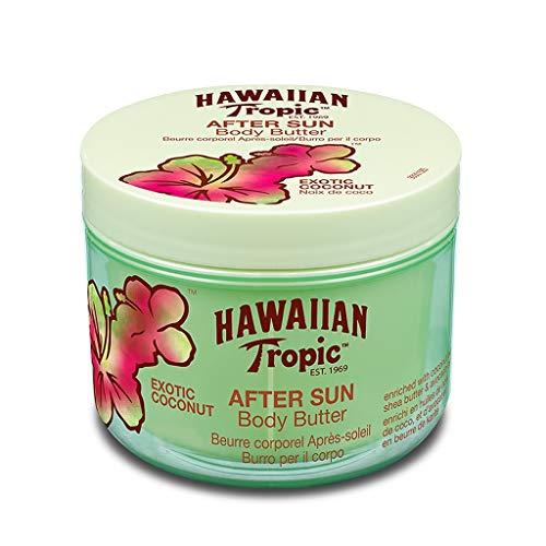 Hawaiian Tropic After Sun Body Butter Exotic Coconut 200ml (lot de 2)