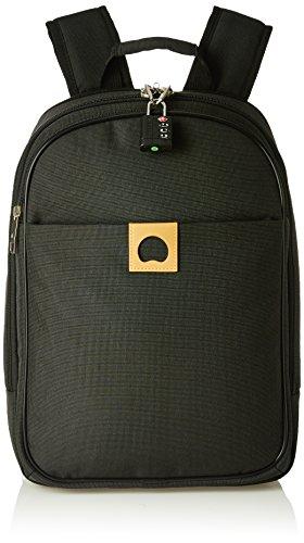 Delsey Montholon zaino 41 cm compartimenti portatile antracite