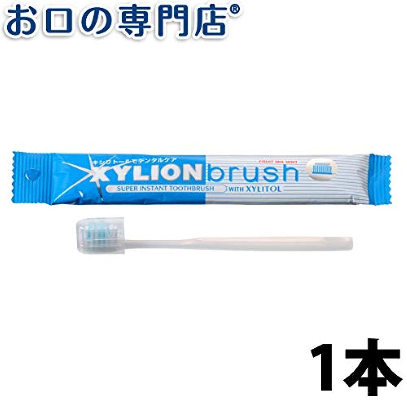 活性化する吐くお誕生日キシリオンブラシ XYLION brush 1本