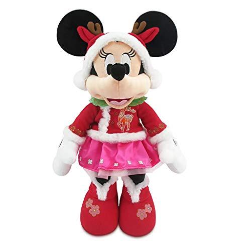 DS Disney Store - Peluche medio Mickey Mouse original edicin especial nuevo ao chino