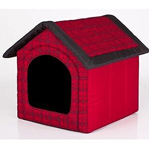 budcwk12HOBBYDOG Panier pour chien Lit Niche chat chien chat lit pour chien Maison coucher de Place Panier pour chien chien de Maison Niche pour chien S à XL