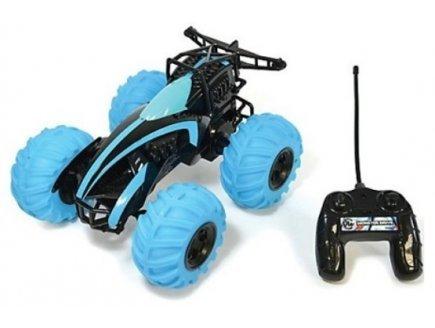 TOMY Voiture jlx Monster Drive Bleu - vehicule radiocommande rc