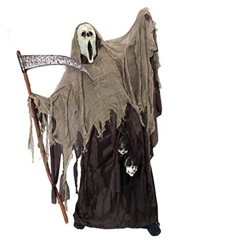 Ciao-Costume adulto Morte Nera, taglia unica unisex, Nero, 25976
