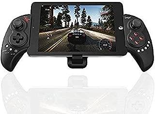 PowerLead ワイヤレスBluetoothコントローラ ゲームパッド Android/iPad/iOS/Samsung/タブレット/PCに対応 PG-9023
