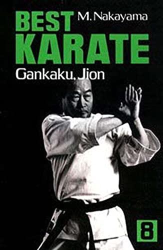 O Melhor do Karatê Vol. 8: Gankaku, Jion: Volume 8