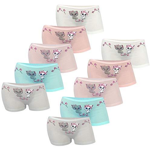 PiriModa Panty Panty Panty Panty ondergoed slip slip slip slip slip 2-16 jaar maat 104-170 zacht en aangenaam op de huid