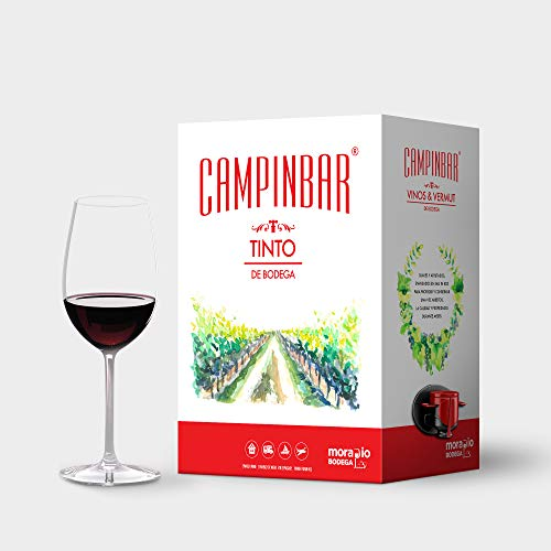 BAG IN BOX - VINO TINTO DE BODEGA (15L)