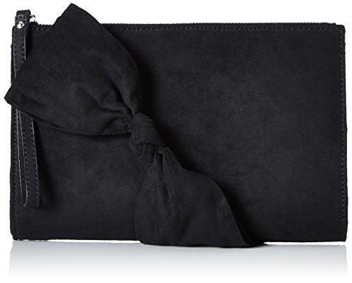 Carvela Damen Clutch, Schwarz (Black), 5x14.5x27 cm