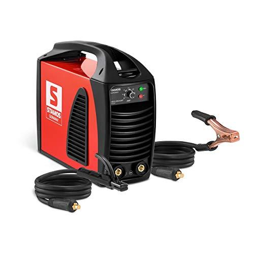 Stamos Germany - S-MMA 200.IGBT - Equipo de soldar por electrodo - 200 A / 230 V