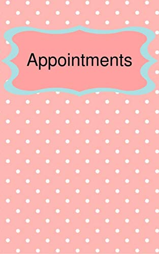Appointments: Dated 2020 Planner with Daily Hourly Schedule (English Edition)