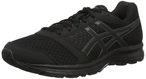 Asics Patriot 8 W, Zapatillas De Running Mujer, Azul (Dark Navy/Flash Coral/White), 38 EU