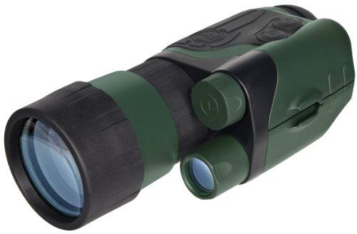 Yukon Spartan 4x50 - Dispositivo de visión nocturna, color negro, talla 19