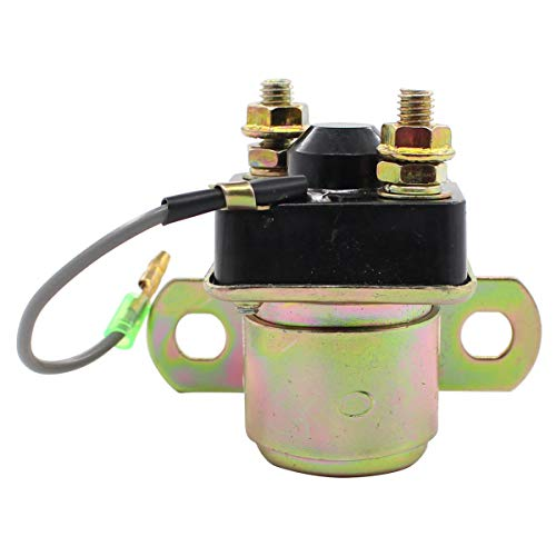 MOTOKU Starter Solenoid Relay for Polaris Big Boss 300 Magnum 325 330 425 Scrambler 400 Sportsman 500 TrailBlazer Trail Boss 350L XPlorer XPress