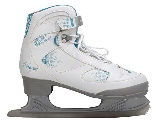 Nijdam Damen Eiskunstlaufschlittschuhe