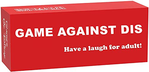 Cards Game Against DIS,Contains 837 Cards,Party Game for Adult