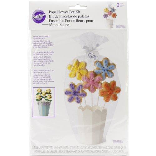 Wilton standaard en geschenkverpakking voor cake pops, 2-delige set