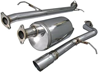 Injen Technology SES1726 Stainless Steel Exhaust System