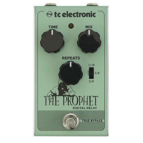 TC Electronic The Prophet Digital Delay Guitar Effect Pedal