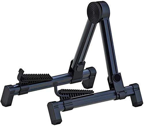 MAQLKC - Soporte de monociclo eléctrico para SEGWAY Ninebot One S2/Z6/Z10 Inmotion V5/V8/V10/V11 Kingsong KS Accesorios de protección de aleación de aluminio Un marco plegable universal, color negro